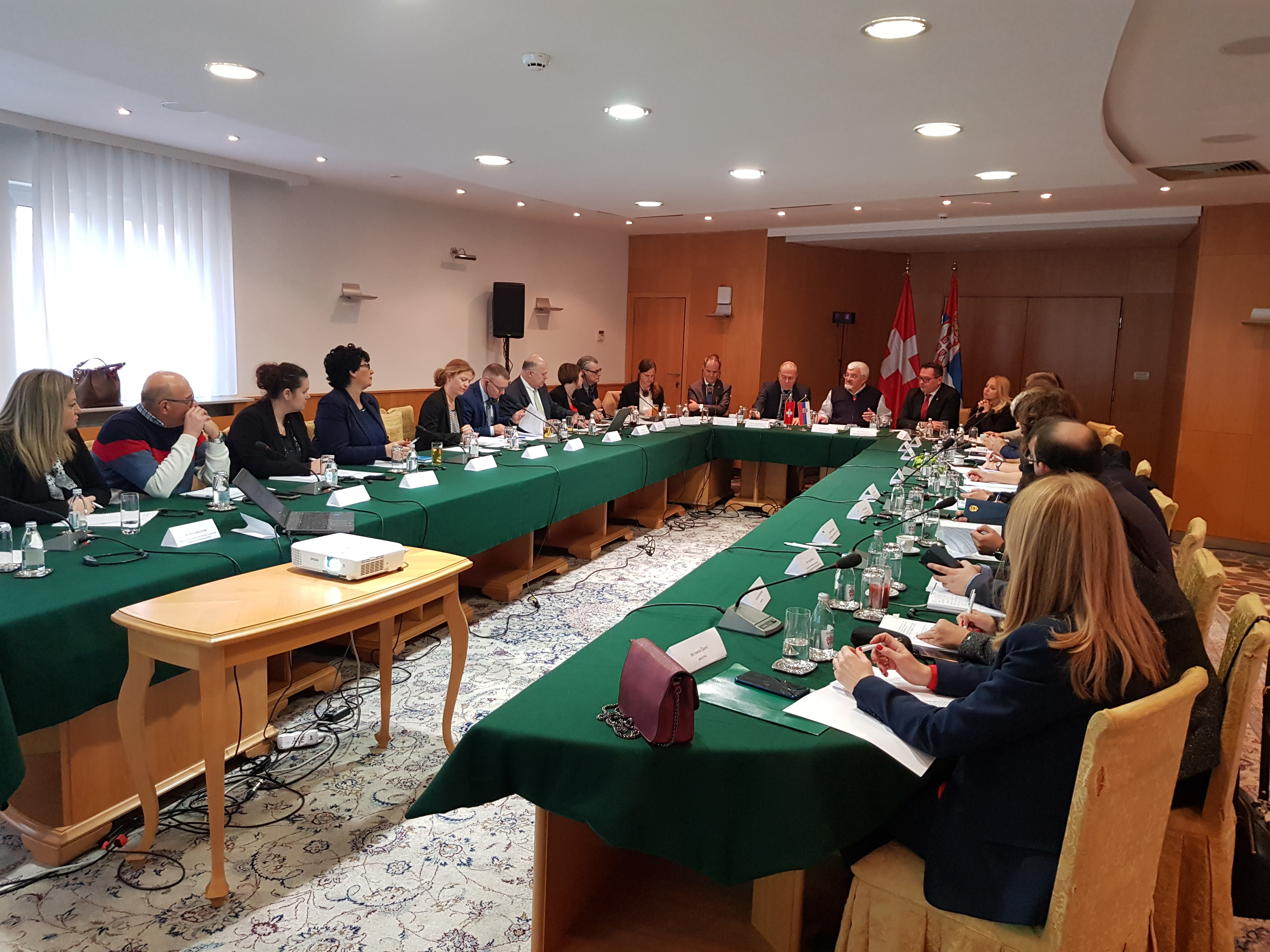 The ninth Serbian-Swiss Migration Dialogue was held in Belgrade
